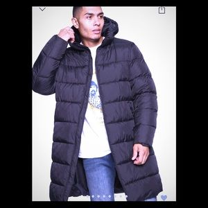 Other - Long puffer jacket
